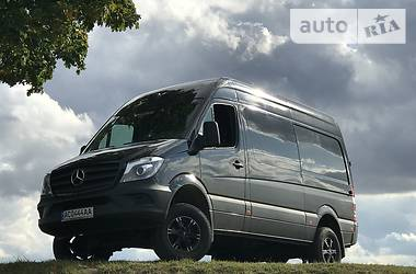 Mercedes-Benz Sprinter 319 пасс. 2010 в Луцке
