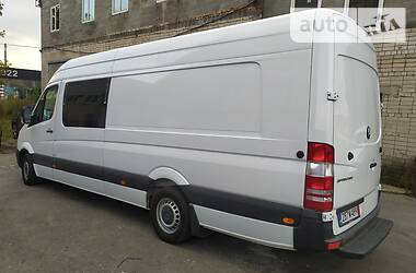 Mercedes-Benz Sprinter 319 пасс. 2016 в Ровно