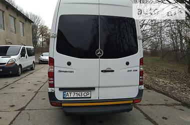 Mercedes-Benz Sprinter 319 пасс. 2012 в Снятине