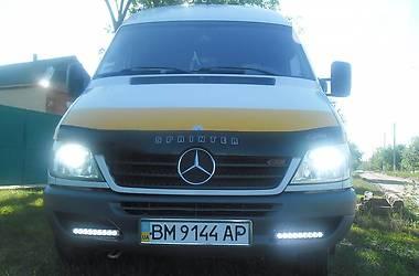 Mercedes-Benz Sprinter 411 груз. 2004 в Сумах