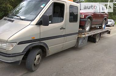 Mercedes-Benz Sprinter 412 груз. 1997 в Луцке