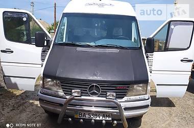 Mercedes-Benz Sprinter 412 груз. 1998 в Вознесенске