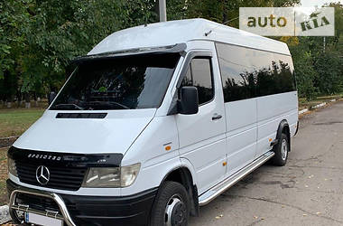 Mercedes-Benz Sprinter 412 пасс. 1996 в Черкассах