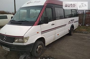 Mercedes-Benz Sprinter 412 пасс. 1999 в Ковеле