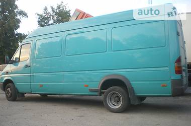 Mercedes-Benz Sprinter 413 груз. 2000 в Сумах