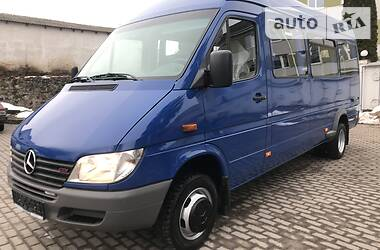 Mercedes-Benz Sprinter 413 пасс. 2003 в Ровно