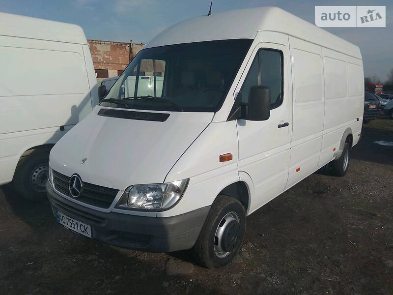Mercedes-Benz Sprinter 416 груз. 2004 в Луцке