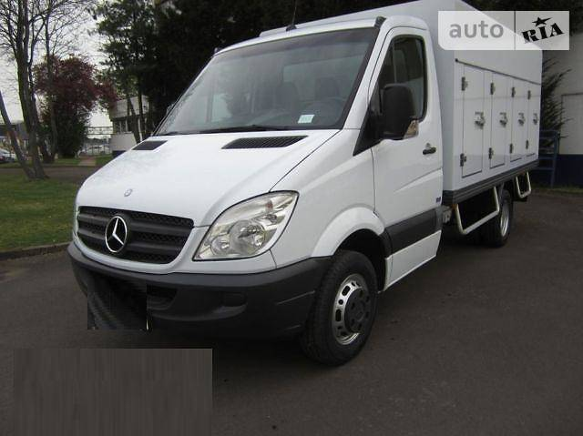 Mercedes-Benz Sprinter 2008 года