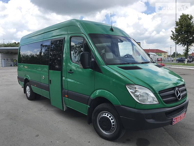 Mercedes-Benz Sprinter 515 пасс. 2009 в Луцке