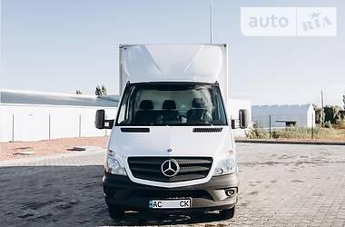 Mercedes-Benz Sprinter 516 груз. 2015 в Луцке