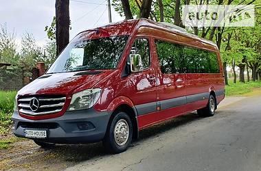 Туристический / Междугородний автобус Mercedes-Benz Sprinter 516 пасс. 2015 в Ровно