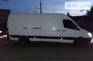 Mercedes-Benz Sprinter 518 груз. 2007 в Сорокино
