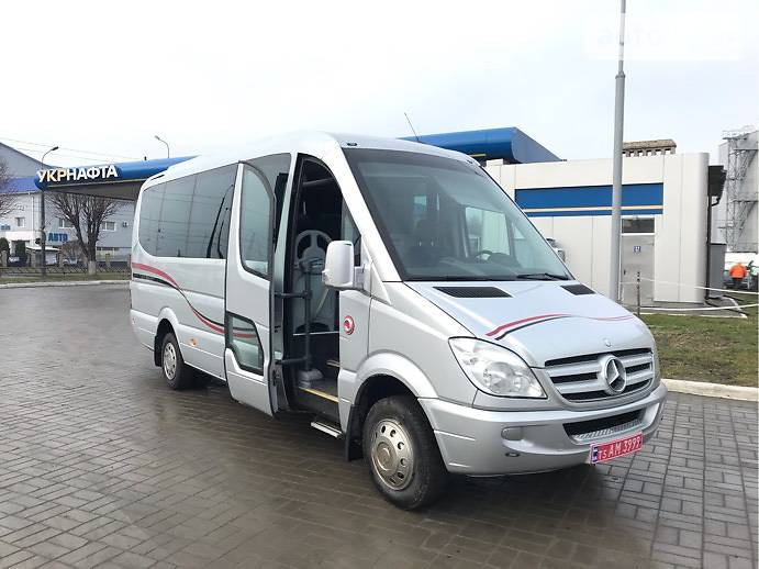 Mercedes-Benz Sprinter 518 пасс. 2009 в Луцке
