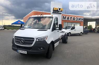 Mercedes-Benz Sprinter 519 груз. 2018 в Львове