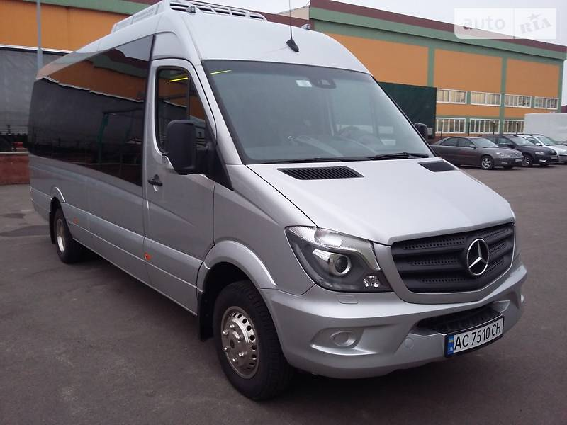 Mercedes-Benz Sprinter 519 пасс. 2018 в Луцке