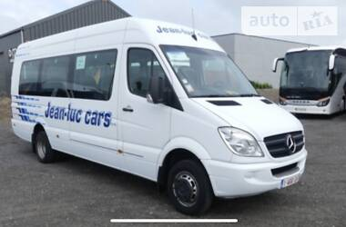 Mercedes-Benz Sprinter 519 пасс. 2010 в Луцке