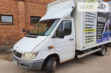 Mercedes-Benz Sprinter 616 груз. 2005 в Житомире
