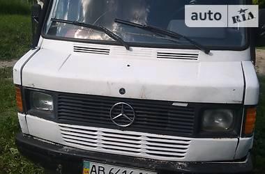 Легковой фургон (до 1,5 т) Mercedes-Benz T1 208 груз-пасс 1994 в Жмеринке