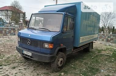Mercedes-Benz T2 609 груз 1992 в Калуше