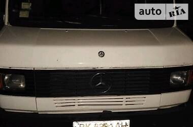 Mercedes-Benz T2 609 пасс 1995 в Ровно