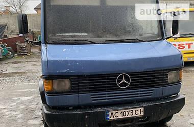 Mercedes-Benz T2 609 пасс 1996 в Луцке