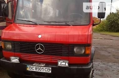 Mercedes-Benz T2 709 пасс 1997 в Радехове