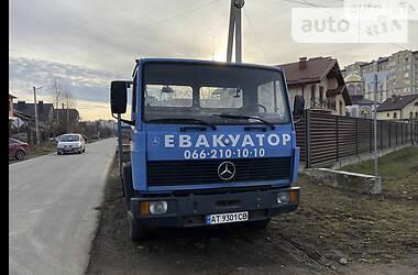 Mercedes-Benz T2 814 груз 1990 в Луцке