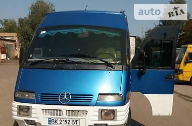Автобус Mercedes-Benz T2 814 пасс 1999 в Ровно