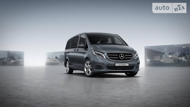 Mercedes-Benz V 2018 года