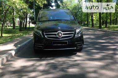 Mercedes-Benz V 250 2018 в Одессе