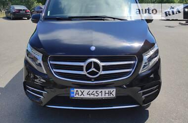Минивэн Mercedes-Benz V 250 2016 в Киеве