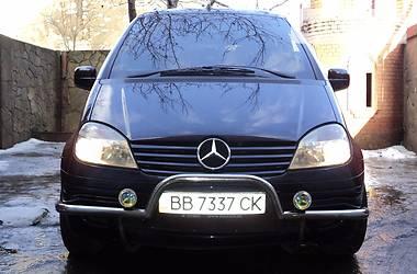 Mercedes-Benz Vaneo 2003