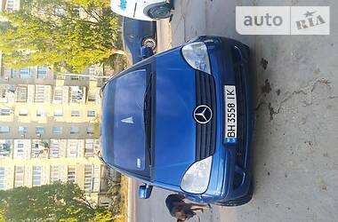 Минивэн Mercedes-Benz Vaneo 2003 в Белгороде-Днестровском