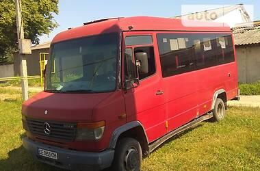 Микроавтобус (от 10 до 22 пас.) Mercedes-Benz Vario 512 2000 в Герце