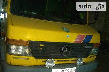 Микроавтобус (от 10 до 22 пас.) Mercedes-Benz Vario 612 1998 в Ровно