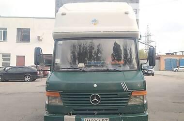 Тентованый Mercedes-Benz Vario 614 1998 в Житомире