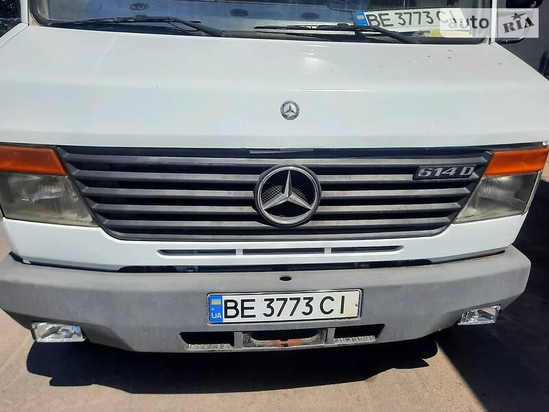 Фургон Mercedes-Benz Vario 614 1997 в Миколаєві