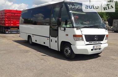 Туристический / Междугородний автобус Mercedes-Benz Vario 814 1999 в Полтаве