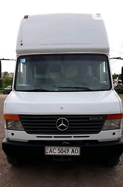 Фургон Mercedes-Benz Vario 815 2001 в Луцке