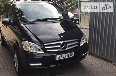 Mercedes-Benz Viano пасс. 2010 в Одесі
