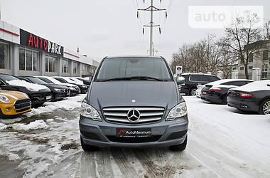 Mercedes-Benz Viano пасс. 250cdi 4matic 2011