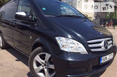Mercedes-Benz Viano пасс. 2011