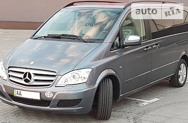Mercedes-Benz Viano пасс. 2012 в Киеве