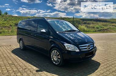 Mercedes-Benz Viano 2013 в Черновцах