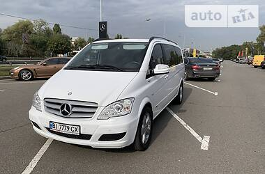 Mercedes-Benz Viano 2013 в Лубнах