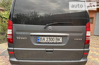 Mercedes-Benz Viano 2011 в Киеве
