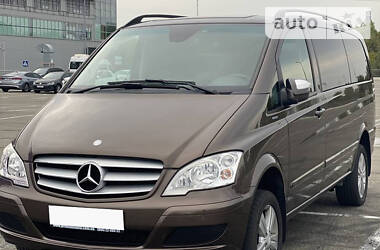 Mercedes-Benz Viano 2012 в Киеве