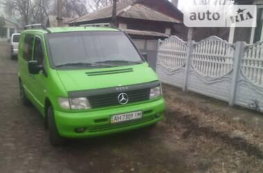 Mercedes-Benz Vito 108 1999 в Доброполье