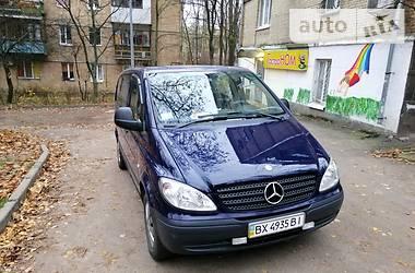 Mercedes-Benz Vito 109 2007 в Борисполе