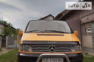 Mercedes-Benz Vito 110 2002 в Сторожинце